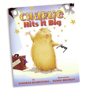 Charlie Hits it Big by Deborah Blumenthal