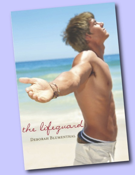 cover image of The Lifeguard by Deborah Blumenthal