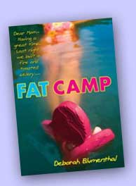 cover image of Fat Camp by Deborah Blumenthal