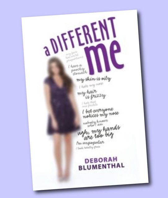 cover image of A Different Me by Deborah Blumenthal