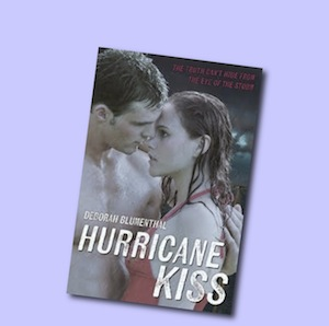 cover image of Hurricane Kiss by Deborah Blumenthal